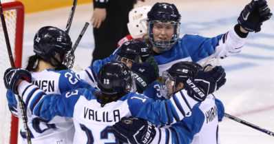 Naisleijonat murskasivat Ruotsin – olympialaisten välierässä vastaan tulee USA
