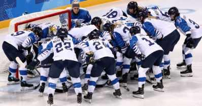 Naisleijonat taistelivat olympiapronssia todellisessa trillerissä – Suomi sai neljännen mitalinsa!