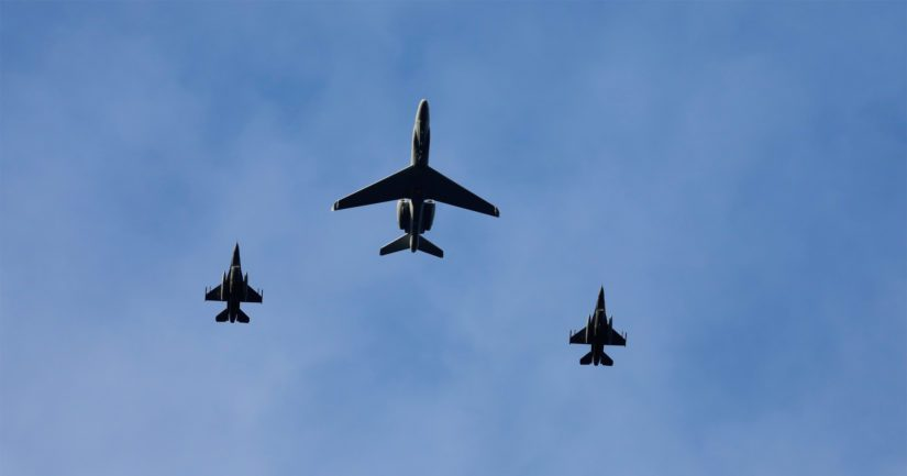 Naton suursotaharjoitus Trident Juncturen käynnistyessä myös Norjassa annettiin varoitus GPS-häirinnästä.