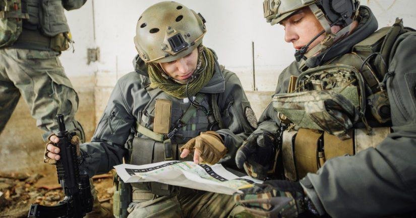 Naton CMX17-harjoituksessa ei tarvita sotilaita varusteineen, vaan kyseessä on organisaatioiden päätöksentekoharjoitus karttojen avulla.