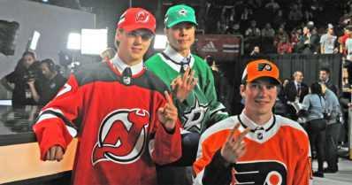 Suomalaista NHL-kiekkohistoriaa – kuusi nuorta tähteä varattiin ensimmäisellä kierroksella