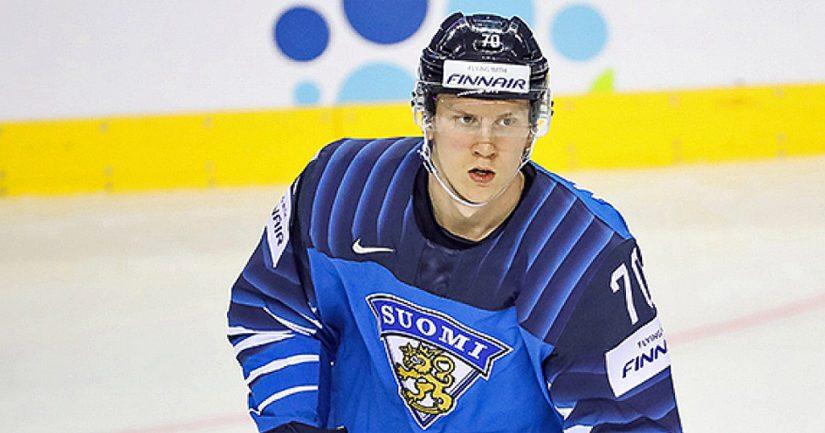 Niko Mikkolan viimeistelemä Suomen toinen maali oli samalla miehen ensimmäinen maali maajoukkueessa