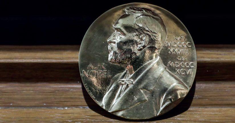 Nobel-palkinto on ruotsalaisen keksijän Alfred Nobelin mukaan nimetty ja hänen testamenttiinsa perustuva palkinto.