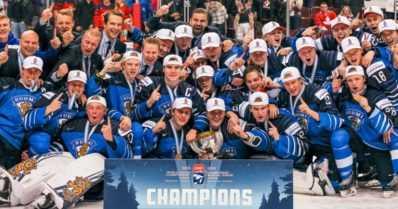 Suomalaiset kelpaavat NHL:ään jo 18-vuotiaina – Nuorten Leijonien kultamitalisti Winnipegiin