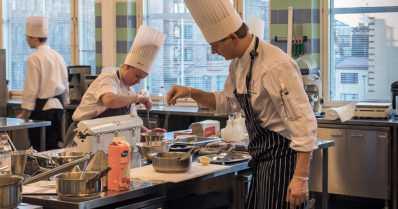 Nuorten kokkien SM-kisassa menestyvät oululaiset