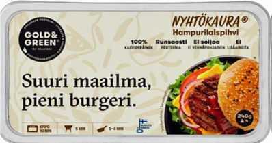 Nyhtökaurasta tehdyissä hampurilaispihveissä listeriaa – myynnissä useissa eri paikoissa ympäri Suomea