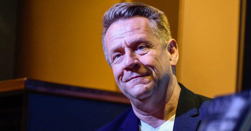 Olli Lindholm oli menehtyessään 54-vuotias.
