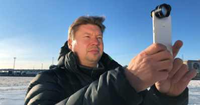Black Eye -älypuhelinlinssejä maailmalle – lumilautailijoiden perustama yritys ylitti jo miljoonan euron liikevaihdon