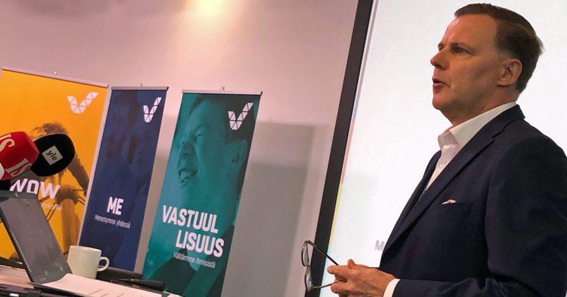 Veikkauksen toimitusjohtaja Olli Sarekoski lupaa lisätä yhtiön yhteiskunnallista vastuullisuutta.