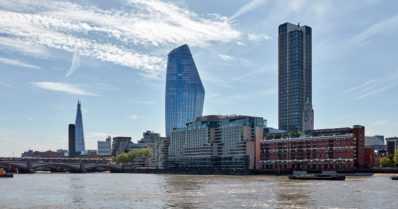 Lontooseen kohoaa yksi kaupungin korkeimmista pilvenpiirtäjistä – innoitus syntyi Timo Sarpanevan muotoilusta