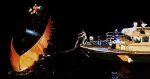 Kahdeksan tunnin meripelastusoperaatio päättyi surullisesti – kaksi henkilöä kuoli luotsiveneessä