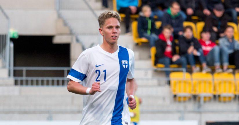 Onni Valakari on suurella todennäköisyydellä mukana heinäkuussa, kun U19-maajoukkue isännöi nuorten EM-kotikisoja.