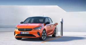 Kuudennen sukupolven Opel Corsasta täyssähköversio – 136 hevosvoimaa ja 330 kilometrin toimintamatka