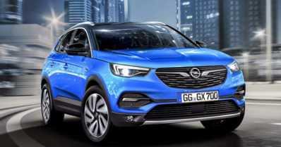 Opelin crossover-valikoima kasvaa – tässä on upouusi Grandland X