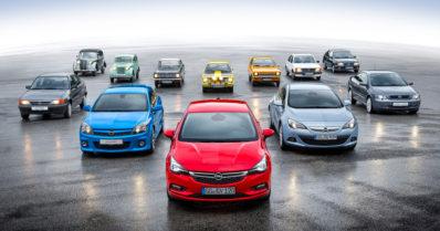 Opelin kansansuosikki täytti kunnioitettavat 80 vuotta