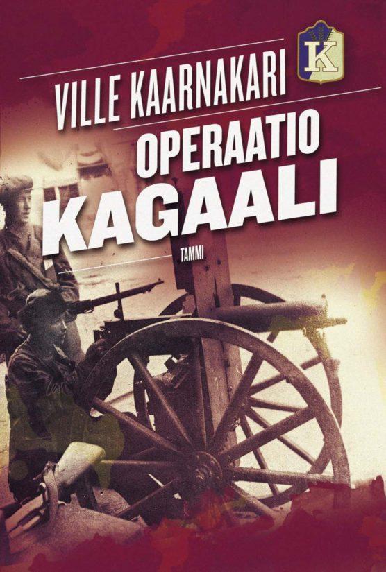 Ville Kaarnakari: Operaatio Kagaali