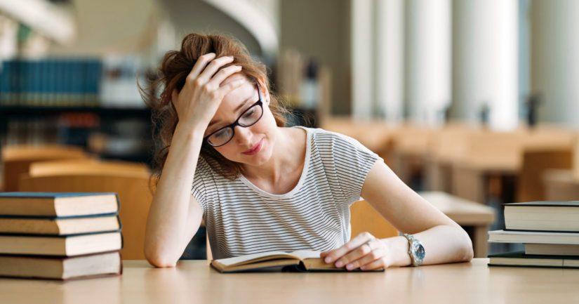 Yli kolmasosan opinnot ovat hidastuneet oman motivaation ja uupumuksen takia.
