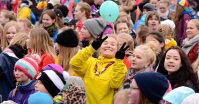 Partio on Suomen suurin nuorisojärjestö – nyt vietetään valtakunnallista viikkoa