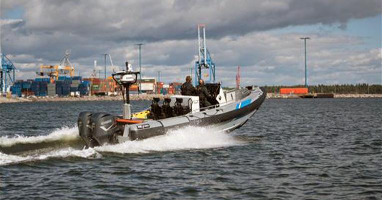 Rajavartiolaitos uudistaa nopeaa venekalustoaan – partiovene mukana myös venenäyttelyssä