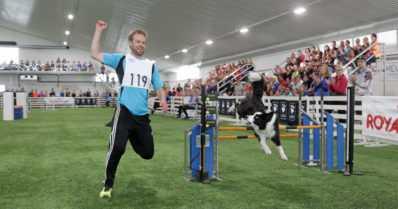 Agilityn maajoukkuekarsinnoissa kova kisa – MM-kisojen koirakot valittiin