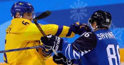 Leijonat taipuivat niukasti Ruotsille – pudotuspeleissä vastaan tulee Etelä-Korea