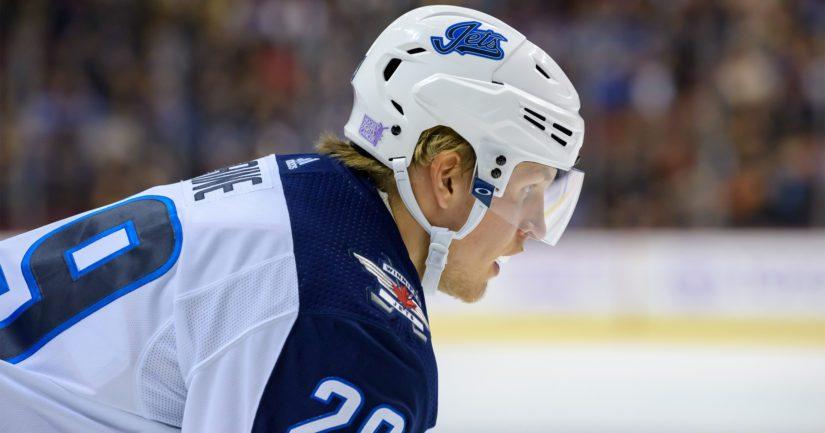 Patrik Laine pelaa Winnipeg Jetsissa-