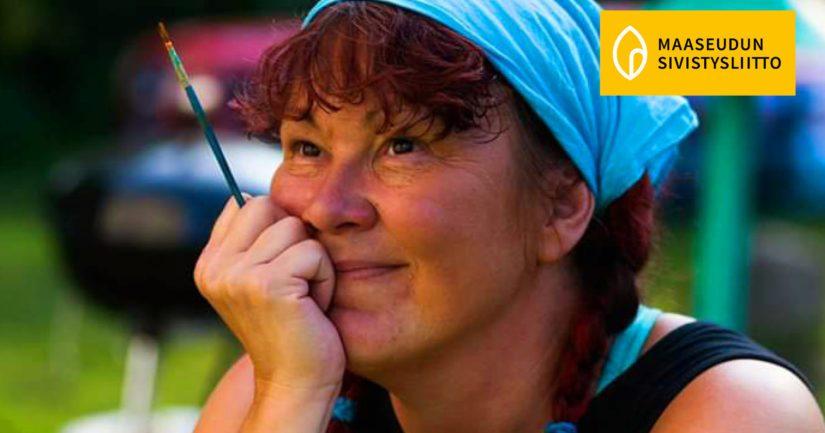 Paula Huhtanen on Vuoden ITE-taiteilija 2020.