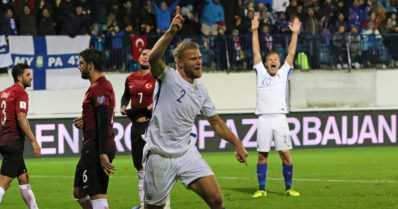 """Huuhkajat haluaa päättää vuotensa voitolla Viroa vastaan – """"Lähdemme otteluun jopa ennakkosuosikkina"""""""