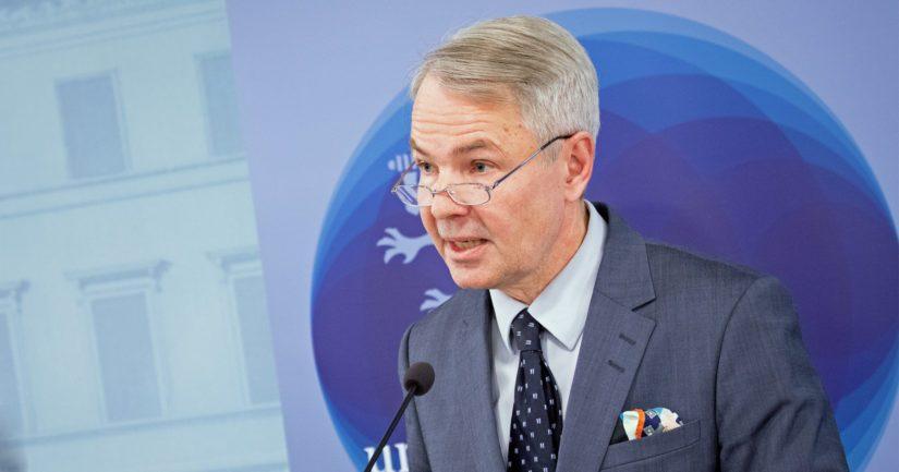– Ihmisoikeusneuvoston jäsenenä Suomi haluaa toimia yhteisessä rintamassa ihmisoikeuksia puolustavien maiden kanssa, ulkoministeri Pekka Haavisto sanoo.