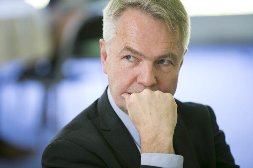 Vaihdettiinko hankala Heidi Hautala myötämielisempään omistajaohjausministeriin Pekka Haavistoon?