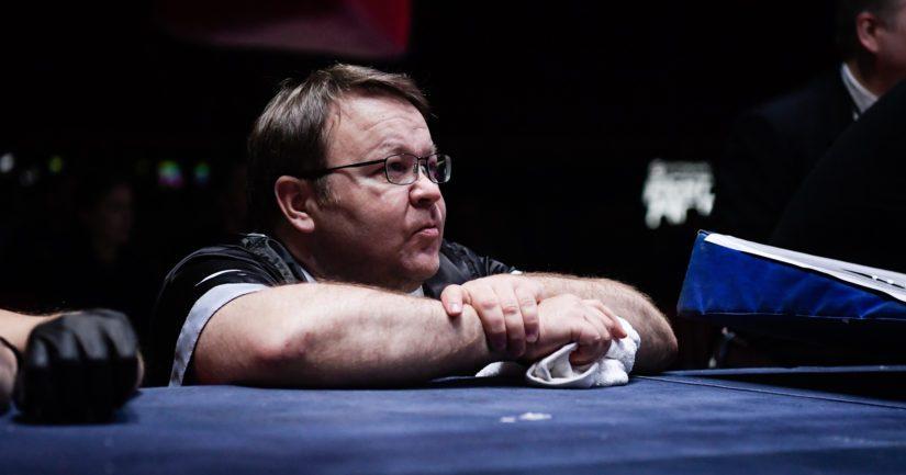 Pekka Mäki on tehnyt pitkän uran suomalaisen nyrkkeilyn parissa eri rooleissa.