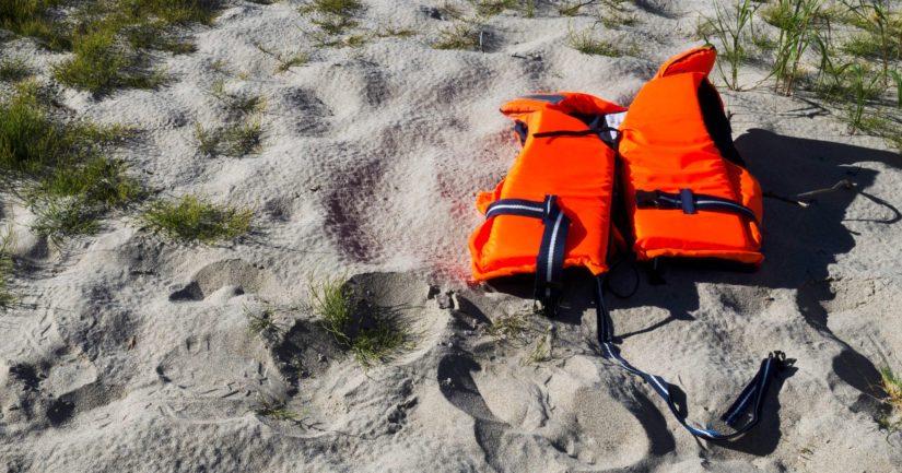 Ainoastaan yhdellä henkilöllä oli pelastusliivit päälle puettuna, joten tapahtuma olisi voinut saada surullisen lopun.