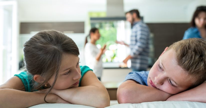 Selviä eroja oli myös siinä, kuinka tyytyväisiä vanhemmat olivat elämäänsä ja parisuhteeseensa ja miten he kokivat perheen arjen sujuvan.