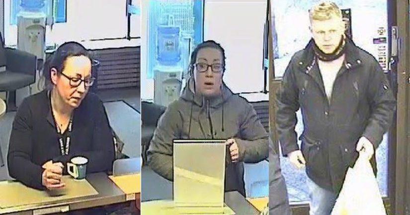 Poliisi epäilee naisen avanneen pankkitilin toisen henkilötiedoilla ja miehen olevan tekijäkumppani.