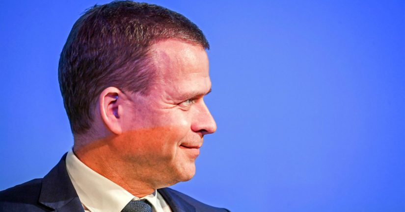 Petteri Orpon asemaa puolueen puheenjohtajana vahvistaa hyvä tulos kuntavaaleissa.
