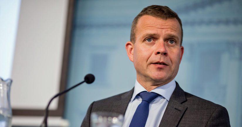 – Rikosten ehkäisemiseksi esitämme poliisille lisää määrärahoja ja viranomaisten tiivistä yhteistyötä, valtiovarainministeri Petteri Orpo sanoo.