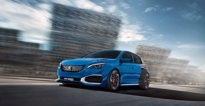 Peugeot haastaa hybridillä ja hevosvoimilla