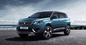 Peugeot kehittää coupé-kattoista katumaasturia – saksalaiset premium-merkit haastava 4008 tulee vuonna 2020