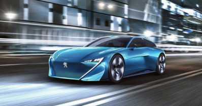 Peugeot ei keskity pelkästään katumaastureihin – uusi 508 esitellään Geneven autonäyttelyssä