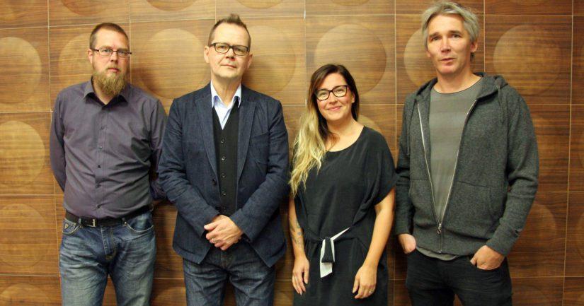 Televisionäkyvyys myy kirjoja, Pitääkö olla huolissaan -ohjelmassa nähdään Tuomas Kyrö, Kari Hotakainen, Jenni Pääskysaari sekä Miika Nousiainen.