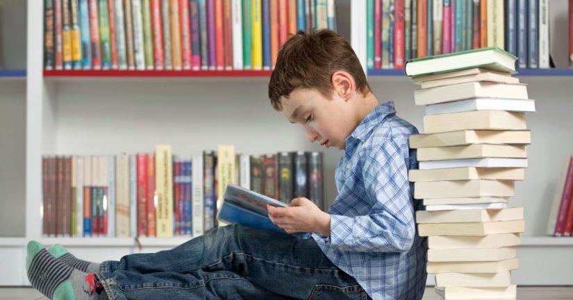 Lukurauha koskee kaikenlaisia kirjoja ja kaikkia lukupaikkoja.