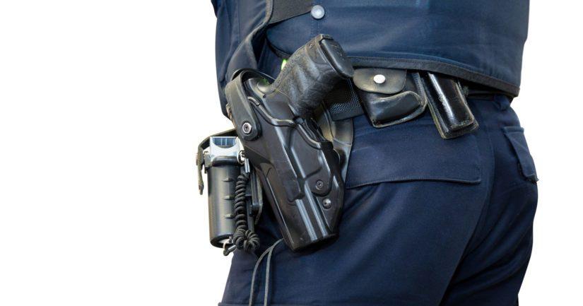 Poliisi joutui käyttämään tilanteessa ampuma-asetta.