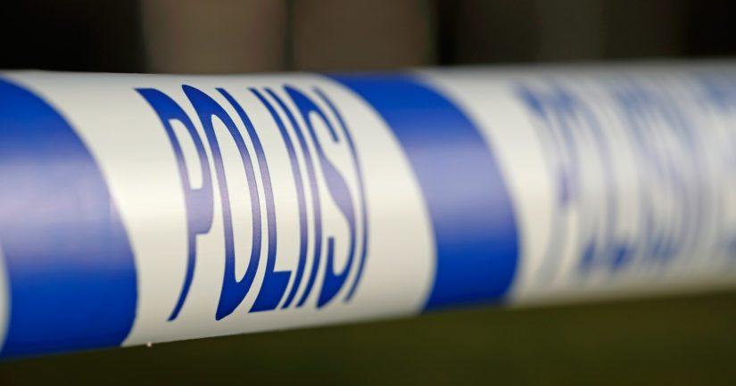 Poliisi joutui sulkemaan valtatien 66, koska tapahtuma-alue sijaitsi lähellä tietä.