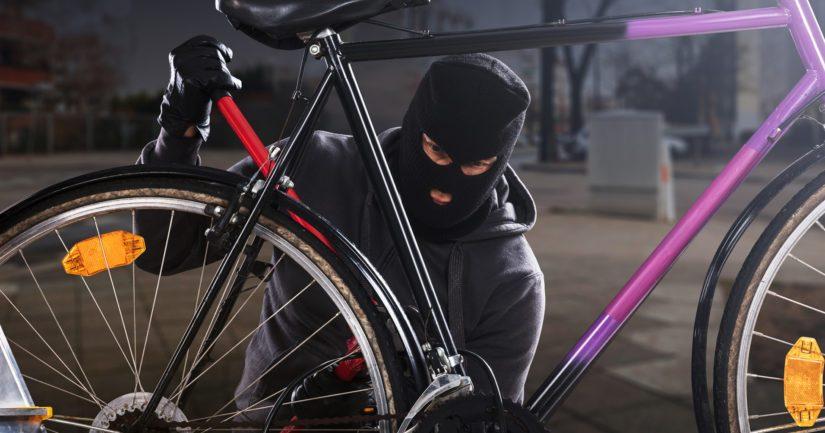 Erityisesti hyvillä keleillä polkupyöriä ja niiden osia varastetaan ahkerasti.