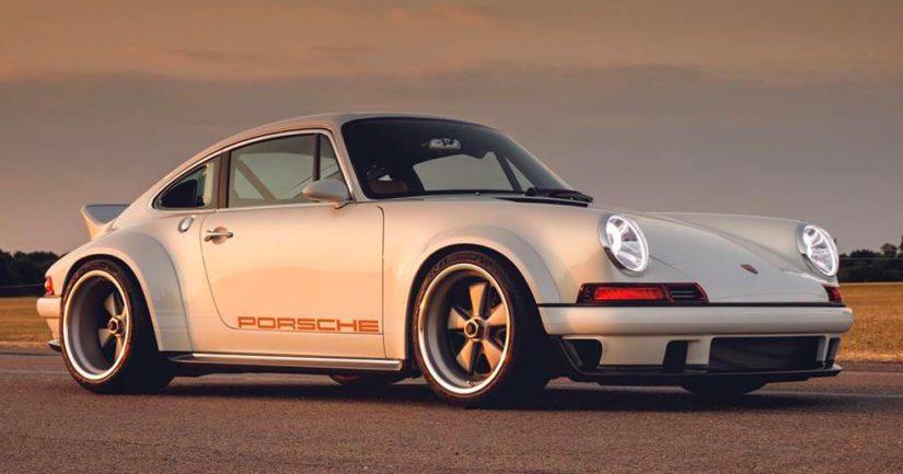 Singerin viimeisimmässä DLS-Porschessa ei ole tyydytty perusvirityksiin.