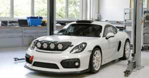 Porsche saattaa tehdä sarjan ralliautoja Cayman GT4:stä – vain 100 tilausta ja unelma toteutuu