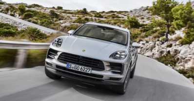 Porschen tehoversio faceliftin saaneesta katumaasturista – Macan S:ää vauhdittaa yli 350-heppainen turbo-V6