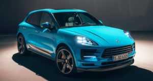 Porschen suosikki-SUV saa faceliftin – Macanille hillitty kasvojenkohotus ja tuoretta tekniikkaa