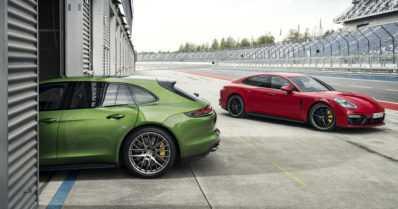 Porsche esitteli perhemallinsa sporttiversion – Panamera GTS:ssä on 460 heppaa ja urheilullista tyyliä