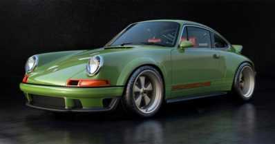 Porsche-spesialisti Singerin viimeisin luomus – tarjolla tuhdisti tehoa ja klassista tyyliä